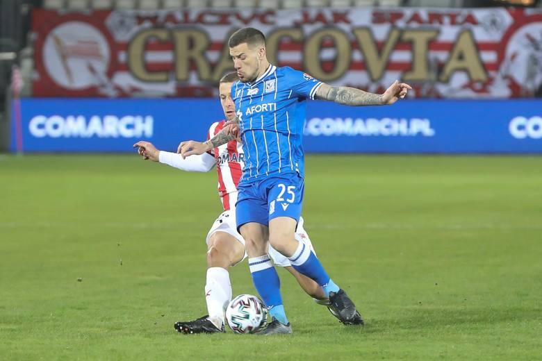 Lech Poznań przegrał z Cracovią 1:2 i była to pierwsza porażka Kolejorza od 25 października 2019 roku, kiedy to Kolejorz uległ u siebie Zagłębiu Lubin