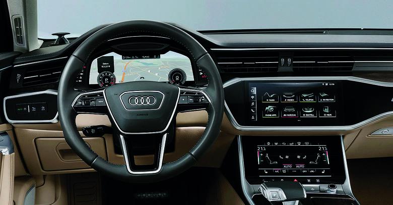 Nowe Audi A6 - auto wszechstronne jak nigdy dotąd