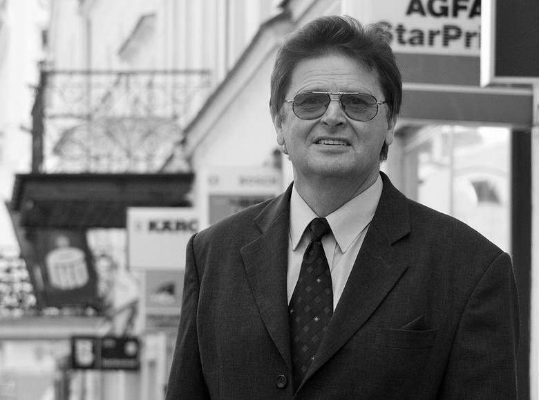 W maju odszedł Henryk Sarnecki. Jedna z prawdziwych legend Świecia. Człowiek-instytucja. Aktywny do końca.
