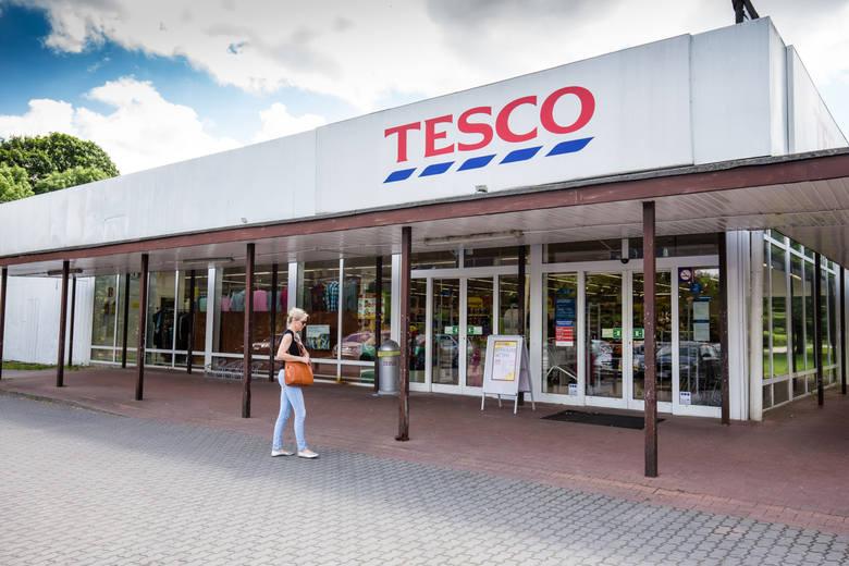 Sieć Tesco zamyka 13 kolejnych sklepów w Polsce.