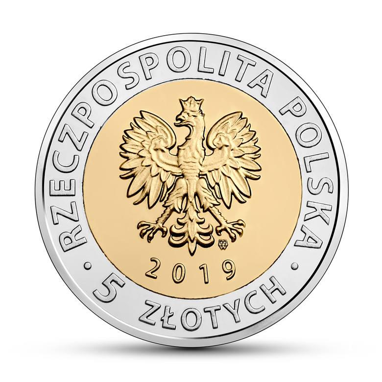 W czwartek, 7 listopada, Narodowy Bank Polski wprowadził do obiegu nową pięciozłotówkę. Zobacz, jak wygląda. Nowa pięciozłotówka jest kolejną monetą