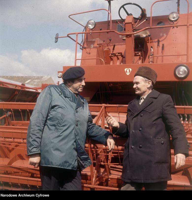 Ta historia ma początek w latach 60., kiedy to kombajn Vistula wjechał na polskie pola i ułatwił żniwa. Z czasem rolnicy zaczęli jednak skarżyć się na