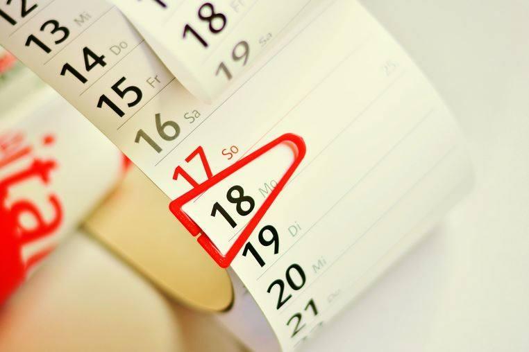 Dni wolne od pracy 2019 Sprawdź, kiedy wypadają święta i zaplanuj urlop Długie weekendy 2019 roku 21 stycznia 2019