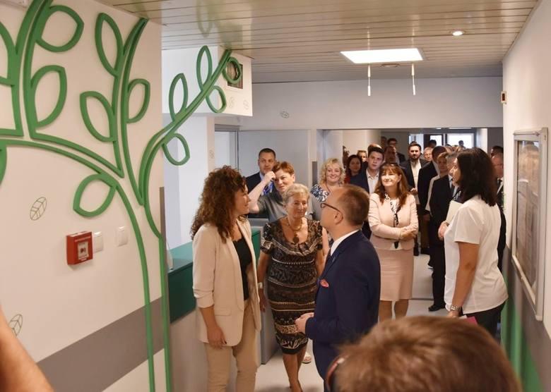Rybnicka pediatria otwarta po remoncie! To najpiękniejszy oddział pediatryczny na Śląsku! Zobacz jak wygląda!