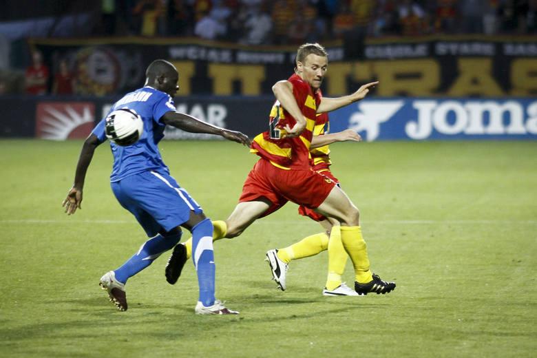 Jagiellonia - Omonia Nikozja 0:0, 0:1. Ostatni mecz Jagiellonii w kwalifikacjach Ligi Europy