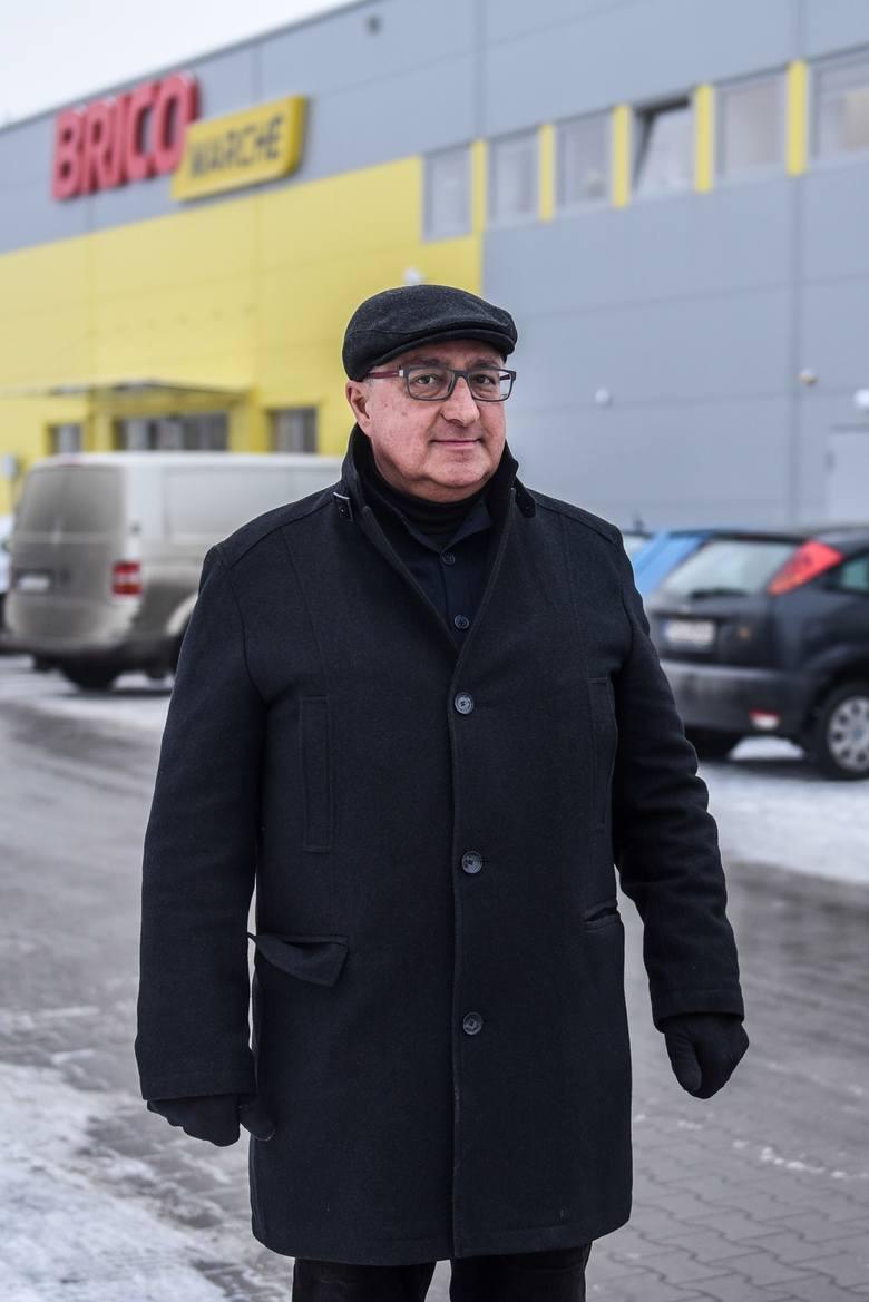 Grzegorz Kozłowski liczy, że odzyska swoje pieniądze
