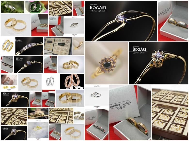 Zobacz propozycje obrączek ślubnych i pierścionków zaręczynowych!