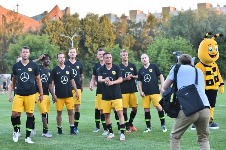 Piłkarze Wieczystej cieszą się ogromnym zainteresowaniem kibiców i mediów w całej Polsce
