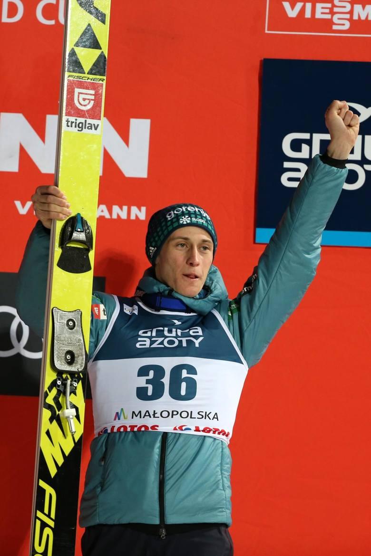 9. Peter Prevc (Słowenia) – 507 punktów