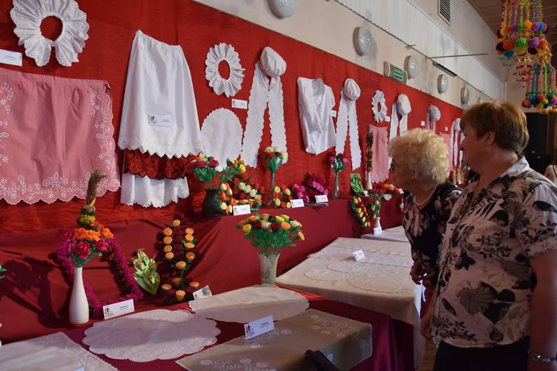 Święto sztuki ludowej w Szubinie. Twórcy z Pałuk to prawdziwi mistrzowie (zdjęcia)