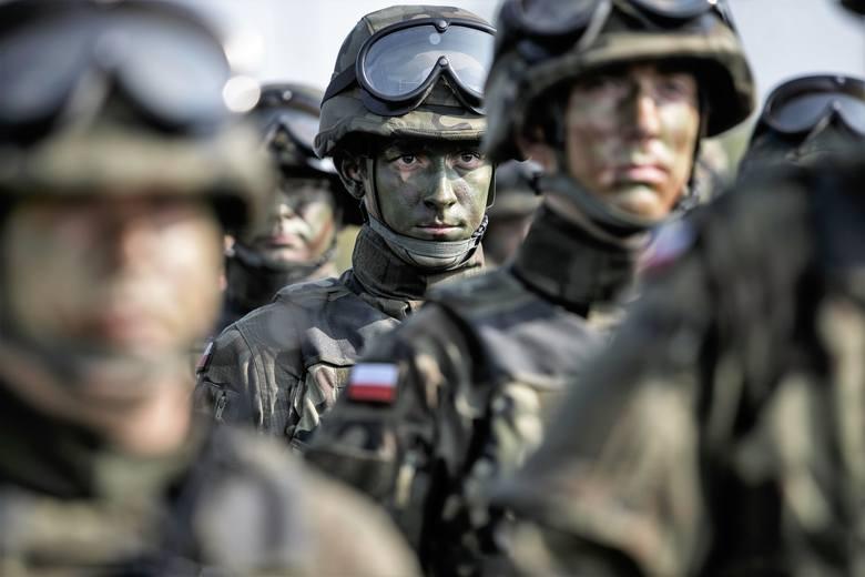 Trwa tworzenie 82. batalionu lekkiej piechoty w Inowrocławiu