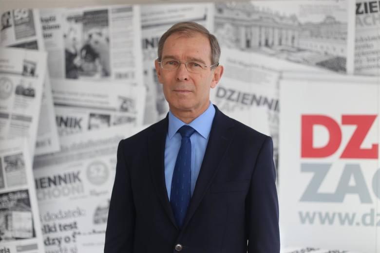 Zygmunt Frankiewicz, senator KO, wcześniej długoletni prezydent Gliwic