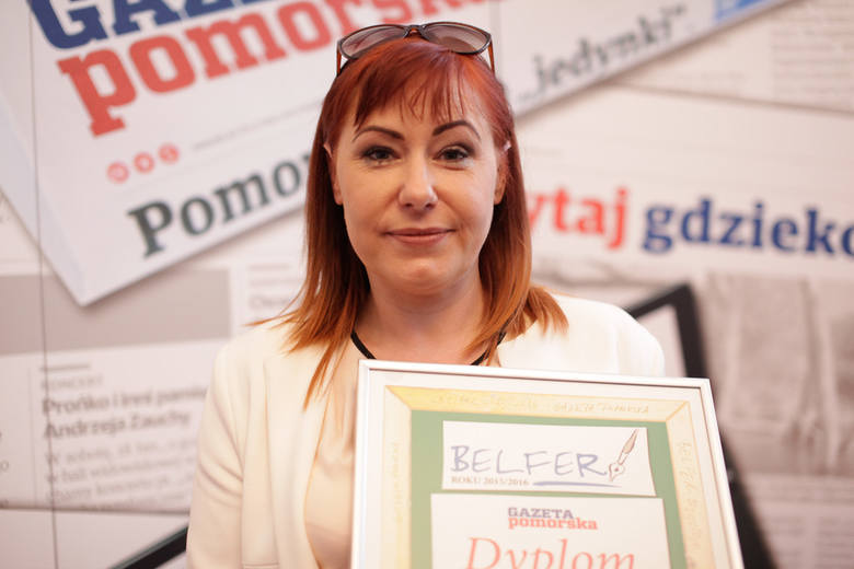 Anna Ziemiańczyk z SP w Radomicach wygrała plebiscyt i zdobyła tytuł Belfra Roku! W głosowaniu uzyskała aż 22 286 głosów.Laureaci plebiscytu Belfer Roku