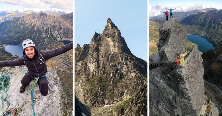 Kultowy wśród taterników Mnich jest jednym z najbardziej charakterystycznych szczytów w Tatrach. Nic dziwnego, że Instagramie ląduje mnóstwo zdjęć z