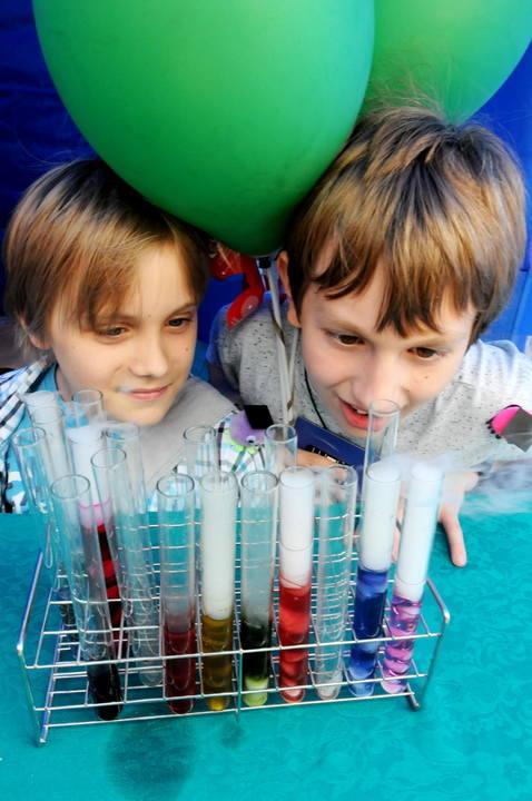 Eureka! Festiwal Nauki w Zielonej Górze