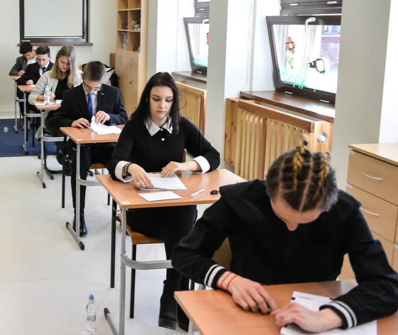 Miss egzaminu gimnazjalnego 2016