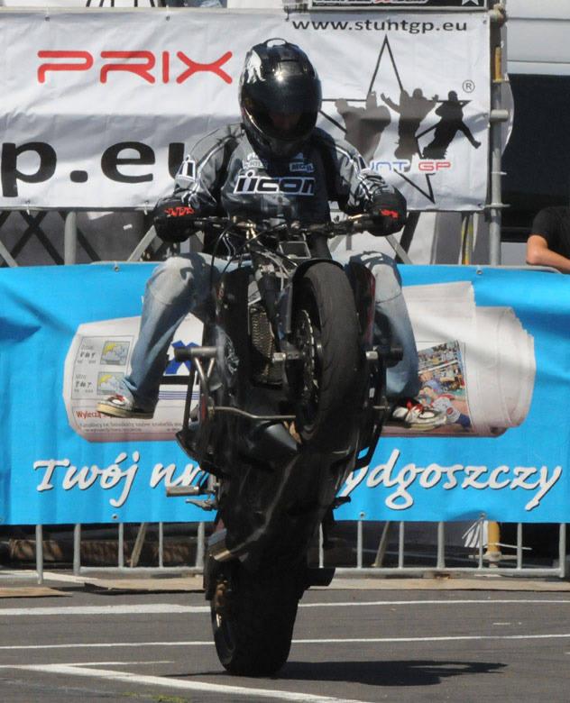 Motocyklowy zawrót głowy