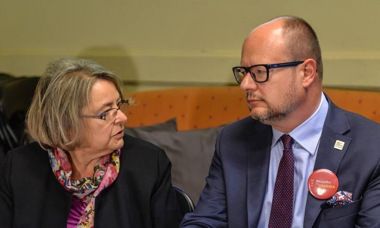 26.10.2018 r.  Prezydent Paweł Adamowicz zawiera porozumienie programowe z Lepszym Gdańskiem przed drugą turą wyborów samorządowych