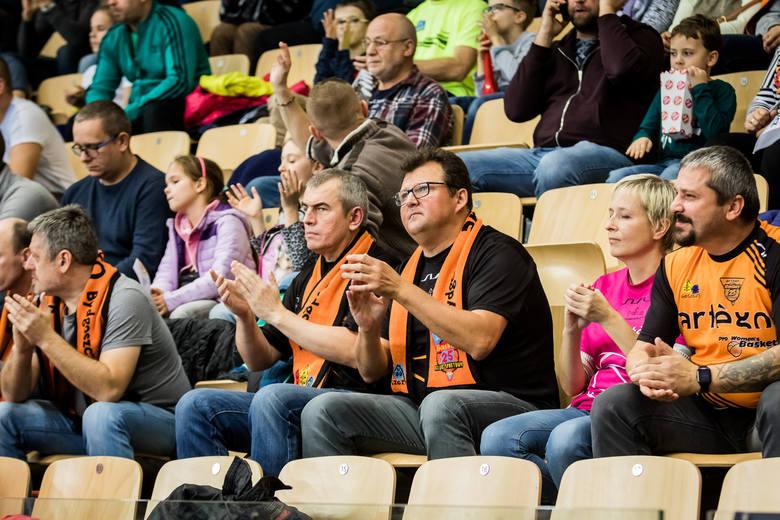 Artego Bydgoszcz przegrało we własnej hali z Arką Gdynia 59:65 w meczu 6. kolejki Energa Basket Ligi Kobiet. To pierwsza porażka naszych koszykarek w