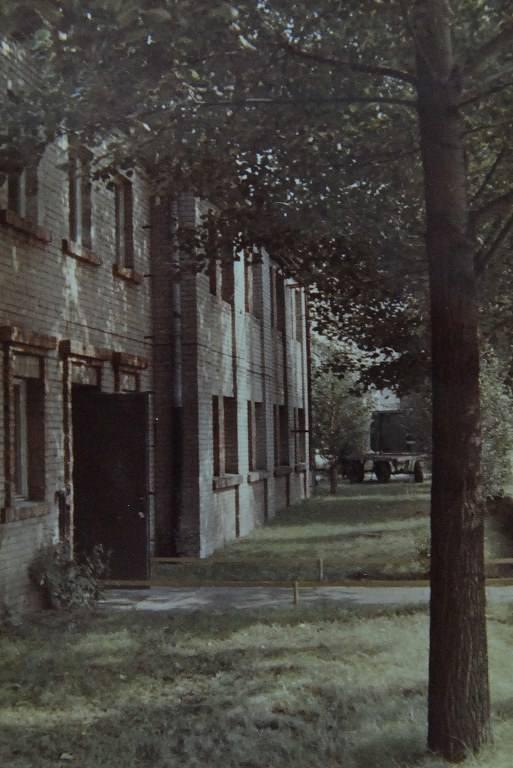 Wejście do budynku od strony ulicy.