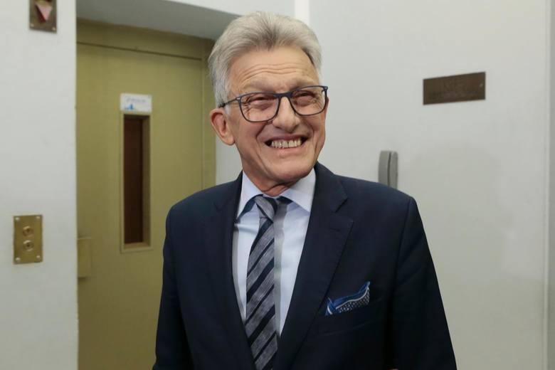 """Stanisław Piotrowicz kandydatem na sędziego TK. """"Byłem w PZPR, ale nie z własnej woli"""""""
