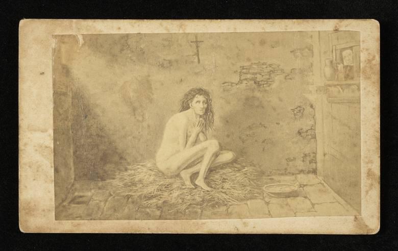 Paul Klentzl, Barbara Ubryk w ilustracji, po 1869 / polona.pl