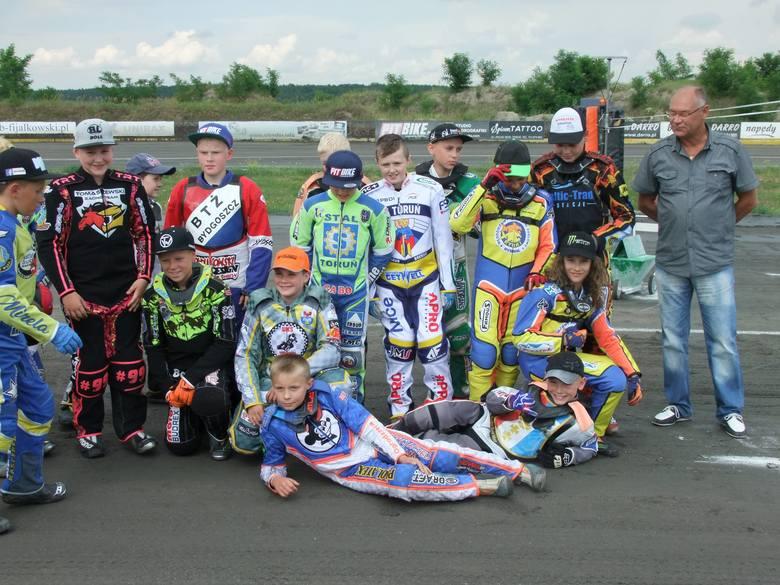 Na toruńskim torze odbyła się kolejna runda mini żużlowych mistrzostw Polski. Zwycięzcą zawodów został Dawid Piestrzyński z Rybek Rybnik. W najlepszej