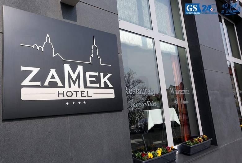 Hotel Zamek w samym centrum starego miasta [WIDEO]