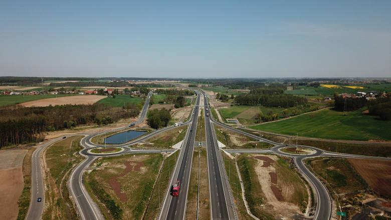 Odcinek drogi S10 w 2027 r., a cała droga S11 rok później - w tych latach mają zostać oddane do użytku nowe fragmenty dróg ekspresowych w Wielkopolsce.