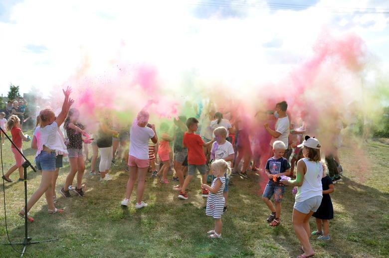 Załuzie. Festiwal kolorów odbył się 21 lipca 2019 r.