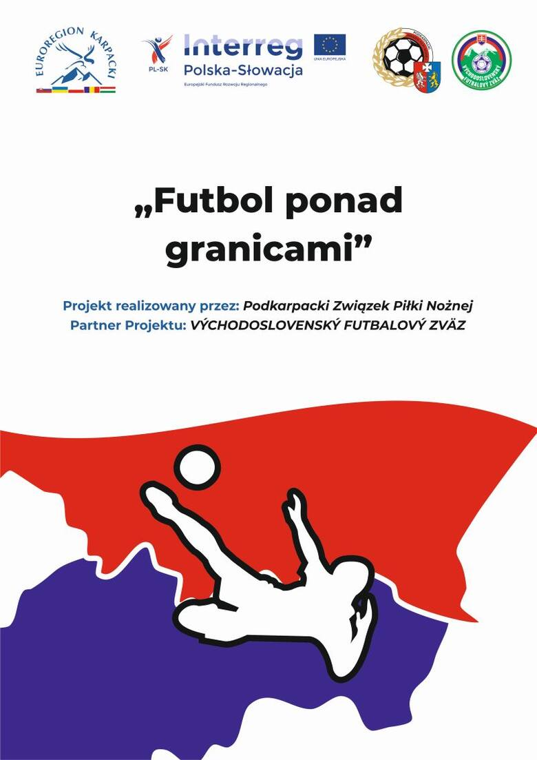 Futbol ponad granicami zawita do Sanoka. Odbędzie się część szkoleń dla sędziów i trenerów. Zagrają kadry Podkarpackiego ZPN