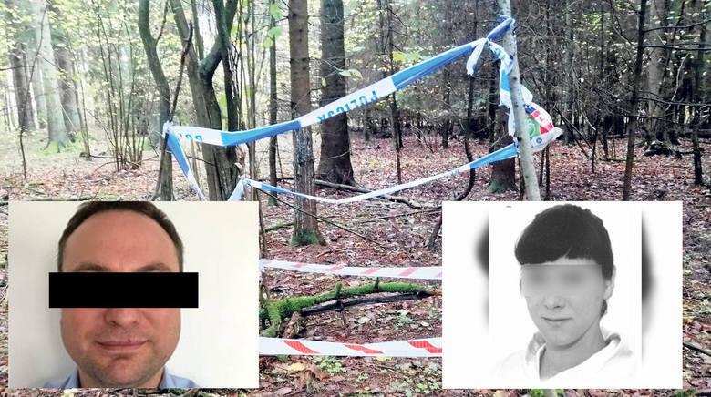 Kołobrzeski las skrywał ciała trzech ofiar Mariusza G. Czy jest ich więcej? Śledczy szukają dalej
