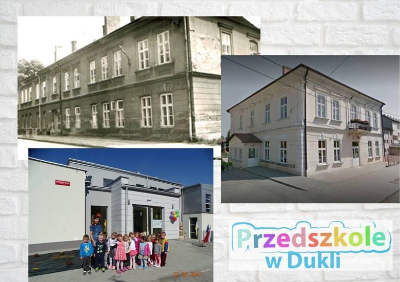 Przedszkole Gminne w Dukli ul. Trakt Węgierski 38A