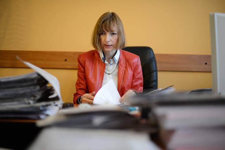 Prokurator rejonowa w Lipnie Alicja Cichosz.