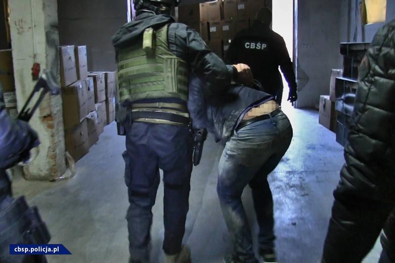 Dwa tygodnie temu mieszkańcy Gorzowa donosili nam o akcji Centralnego Biura Śledczego Policji na terenie miasta. Funkcjonariusze zakwaterowali się w