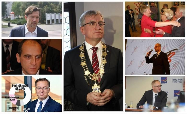 Prezentujemy nieoficjalne wyniki I tury wyborów samorządowych w największych miastach Wielkopolski. Sprawdź, kto ma największe szanse zostać prezydentem