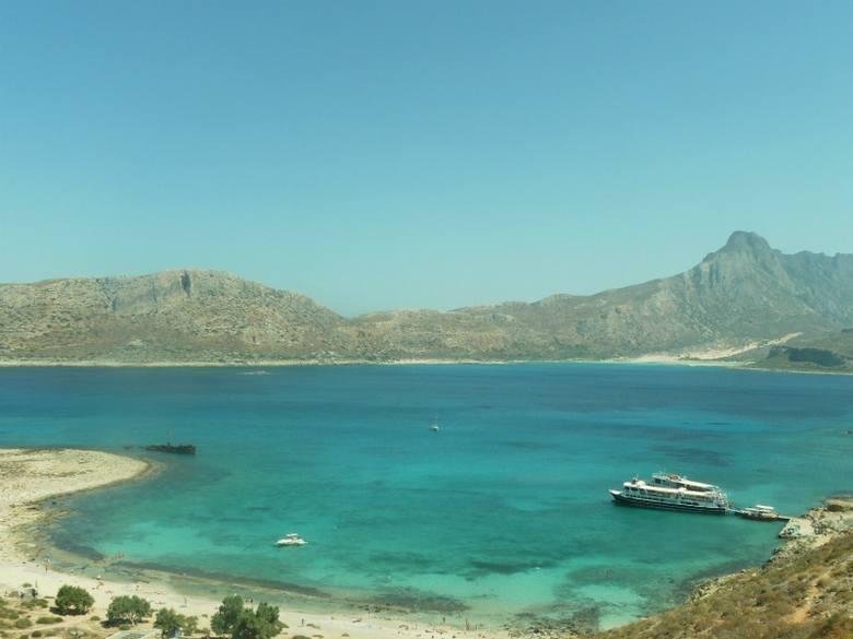 Wyspa Gramvoussa