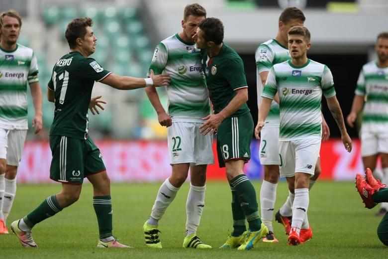 Zdjęcia z meczu Śląsk Wrocław - Lechia Gdańsk [GALERIA]