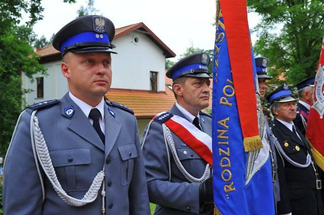 W Gromniku odsłonięto pomnik upamiętniający 70. rocznicę ludobójstwa na Wołyniu [ZDJĘCIA]