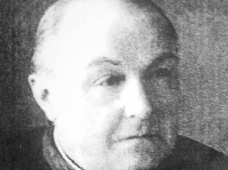 Ksiądz Marceli Zawadowski