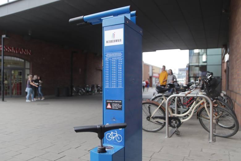 Będzie sześć stacji roweru miejskiego we Włocławku. Sprawdź, gdzie