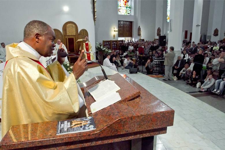 John Bashobora. Uzdrowiciel z Ugandy odwiedzi Wałbrzych