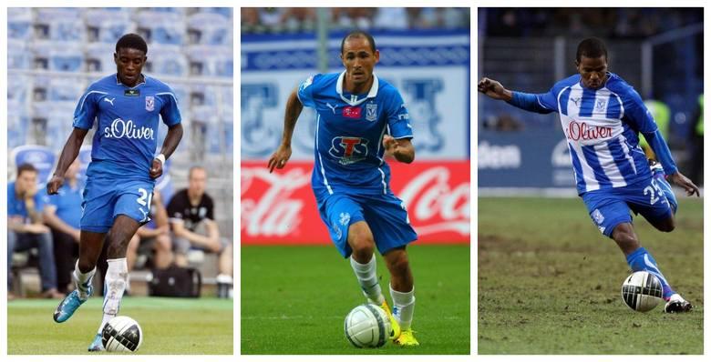 W niebiesko-białych barwach występowało dotychczas wielu zagranicznych zawodników, często z dość nietypowych kierunków. Postanowiliśmy wybrać najbardziej