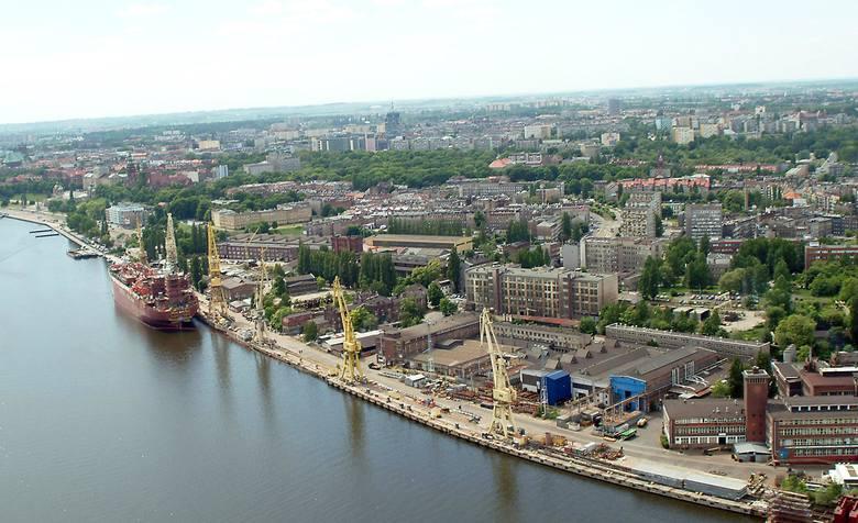 Stocznia szczecińska musi zaistnieć, jeśli Szczecin chce  być miastem liczącym się