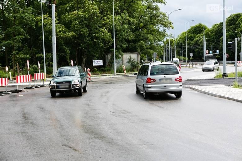 Uwaga kierowcy! Zmiany w organizacji ruchu przy ul. Arkońskiej w Szczecinie