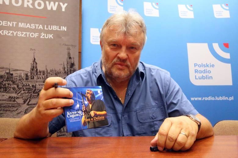 """Krzysztof Cugowski jest na scenie od pół wieku. - """"Takie Tango"""" sprawiło, że z wykonawcy znanego, ale nie tak bardzo, uczyniło nas gwiazdę estrady."""
