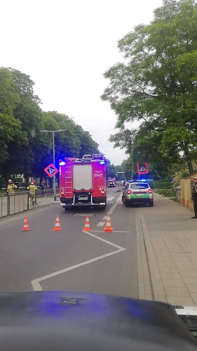 Okoliczności wypadku wyjaśnia policja.