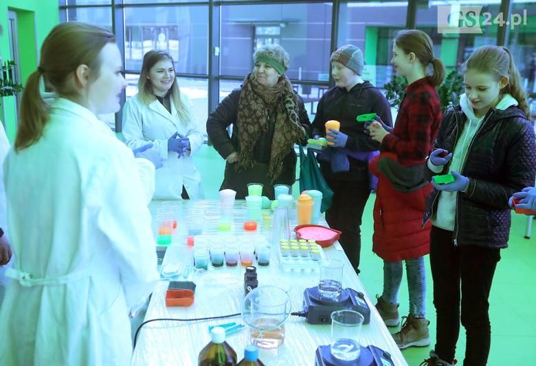 Naukowe projekty uczniów na festiwalu w Technoparku Pomerania [zdjęcia, wideo]
