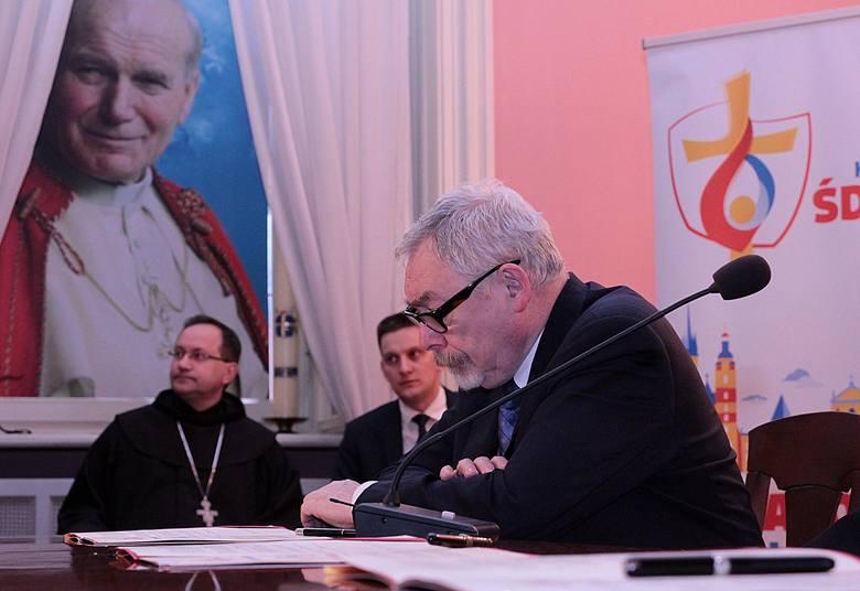 Kraków. Podpisano list w sprawie Światowych Dni Młodzieży. Konkretów nadal brak [ZDJĘCIA, WIDEO]