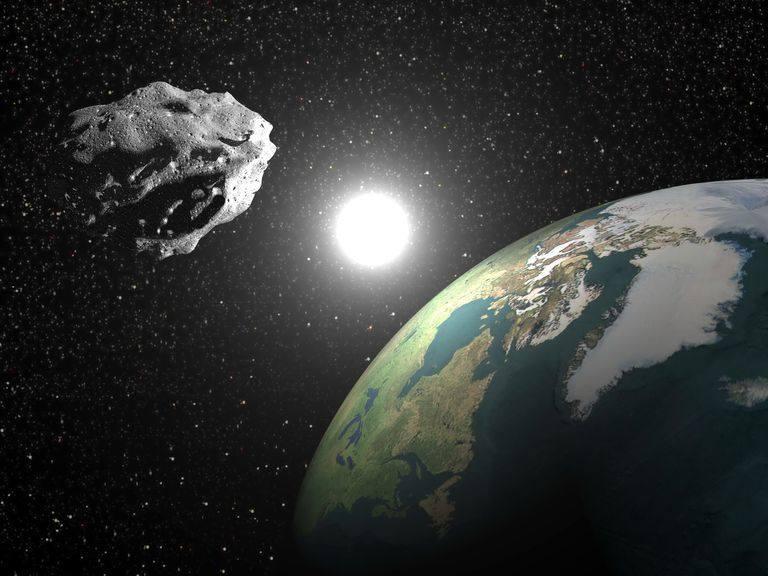 Koniec świata nie nastąpił -  Asteroida miała uderzyć w Ziemię. Jasnowidz z Człuchowa komentuje